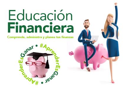 Educación Financiera para Socios